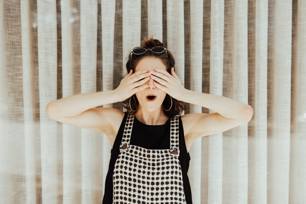 the shock of getting pregnant naturally